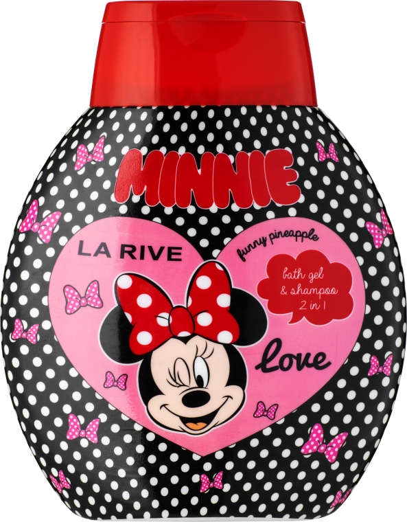 La Rive Minnie - Шампунь-гель для купания
