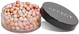 Духи, Парфюмерия, косметика Шариковая пудра для лица - Affect Cosmetics Beads Blusher
