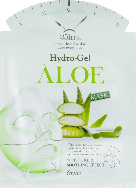 Гидрогелевая маска с экстрактом алоэ - Esfolio Hydrogel Aloe Mask