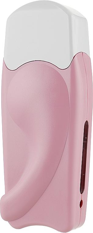 Одинарный кассетный воскоплав, без подставки, розовый - Biemme Velvet Lady Color