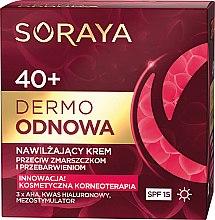 Духи, Парфюмерия, косметика Дневной крем для лица - Soraya Dermo Odnowa 40+ Cream SPF15