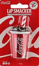 """Духи, Парфюмерия, косметика Бальзам для губ """"Coca-Cola"""" - Lip Smacker Lip Balm Coca Cola"""