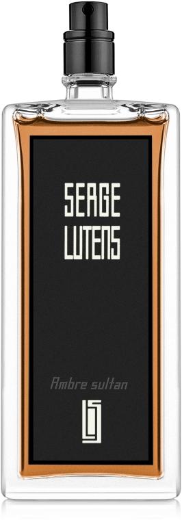 Serge Lutens Ambre Sultan - Парфюмированная вода (тестер без крышечки)