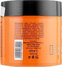 Маска для окрашенных волос - Mediterraneum Color Pro Hair Mask Hydrocare — фото N2