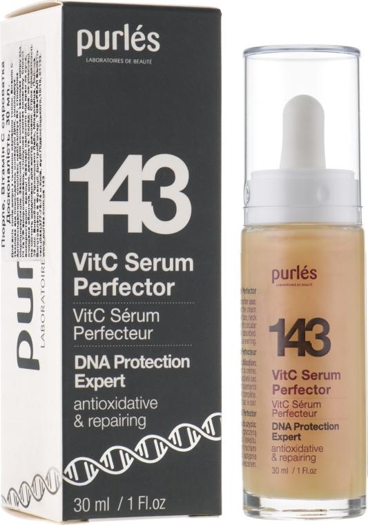"""ВитС сыворотка """"Совершенство"""" - Purles DNA Protection Expert 143 VitC Serum Perfector"""