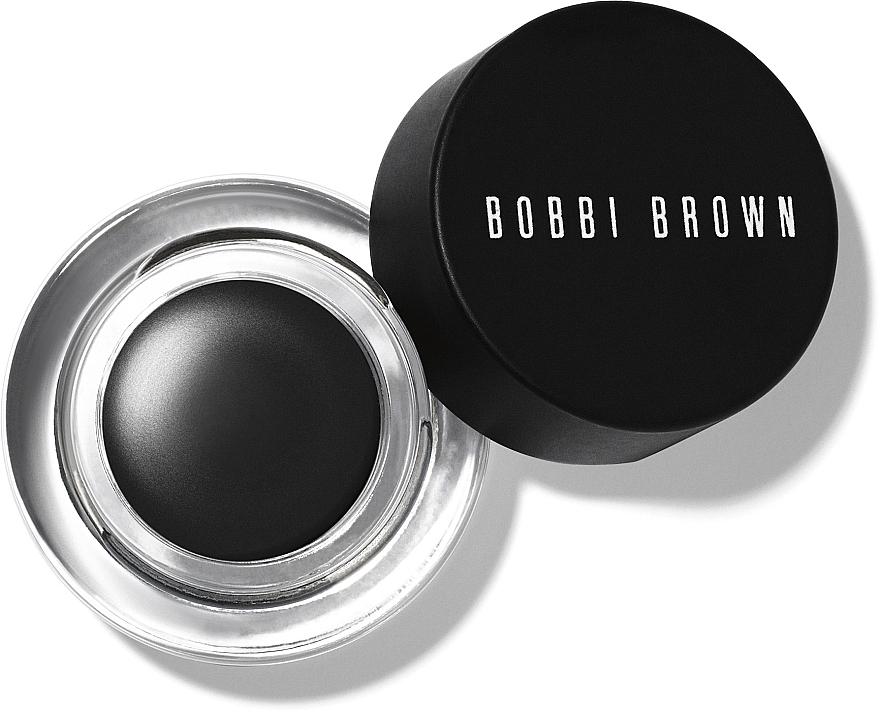 Гелевая подводка - Bobbi Brown Long-Wear Gel Eyeliner — фото N1