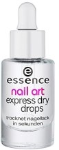 Парфумерія, косметика Краплі експрес-сушка - Essence Circus Circus Nail Art Express Dry Drops