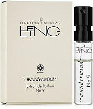 Духи, Парфюмерия, косметика Lengling Wunderwind No 9 - Парфюмированая вода (пробник)