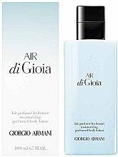 Духи, Парфюмерия, косметика Giorgio Armani Air di Gioia - Лосьон для тела