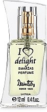 Dzintars I love Delight - Духи — фото N2