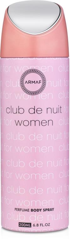 Armaf Club De Nuit - Дезодорант