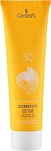 Духи, Парфюмерия, косметика Легкий солнцезащитный лосьон для лица и тела - Gerard's Cosmetics Sorrento Sunscreen Lotion SPF 50