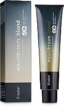 Духи, Парфюмерия, косметика Крем-краска для волос - Erayba Equilibrium Blond Hair Color Cream