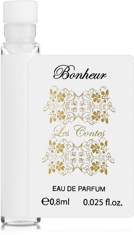 Les Contes Bonheur - Парфюмированная вода (пробник) — фото N1