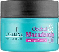 """Духи, Парфюмерия, косметика Маска для нормальных волос """"Орхидея и масло Макадамии """" - Careline Pure Essence Mask for Normal Hair"""