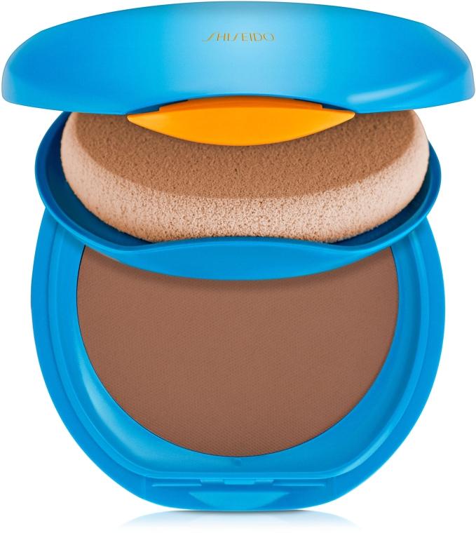 Солнцезащитное компактное тональное средство - Shiseido Sun Protection Compact Foundation SPF 30