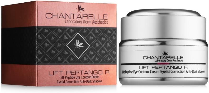 Лифтингующий пептидный крем для век и глаз - Chantarelle Liftango R Lift Peptide Eye Contour Cream