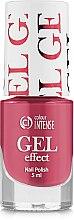 Парфумерія, косметика Лак для нігтів  - Colour Intense Gel Effect Nail Polish