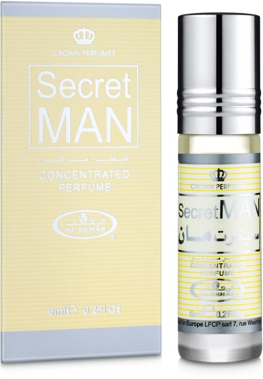Al Rehab Secret Man - Масляные духи