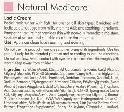 Зволожуючий крем на молочній основі - Kart Facial Lactic Cream  — фото N3