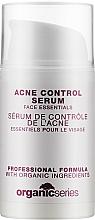 Духи, Парфюмерия, косметика Сыворотка для кожи, склонной к акне - Organic Series Acne Control Serum (мини)