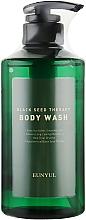 Духи, Парфюмерия, косметика Глубоко увлажняющий гель для душа с маслом черного тмина - Eunyul Black Seed Therapy Body Wash