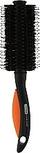 Духи, Парфюмерия, косметика Брашинг для волос с натуральным ворсом, оранжевая - Titania Softtouch