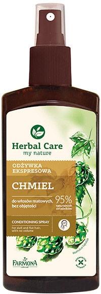 "Кондиционер-спрей для объема ""Хмель"" - Farmona Herbal Care Conditioner"
