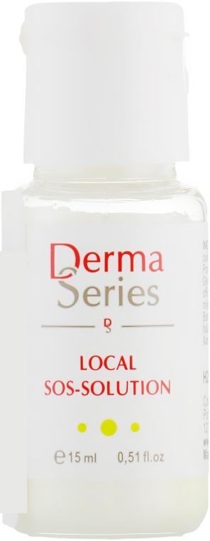 Противовоспалительное подсушивающее средство - Derma Series Local Sos Solution