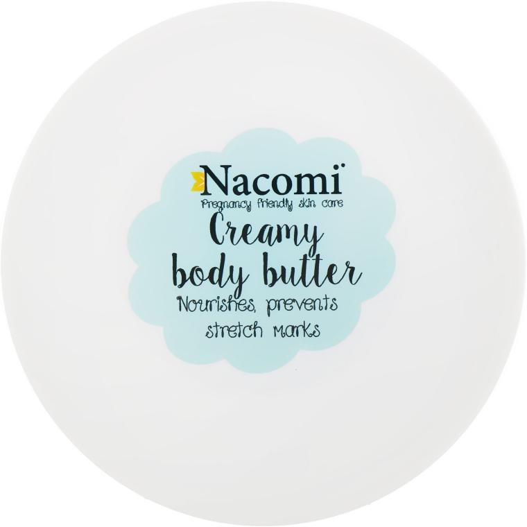 Масло для тела - Nacomi Pregnant Care Creamy Body Butter