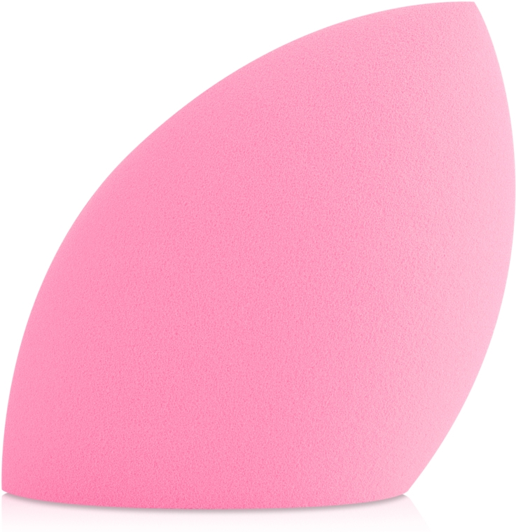 Спонж для макияжа с плоским срезом, HB-206, розовый - Ruby Rose