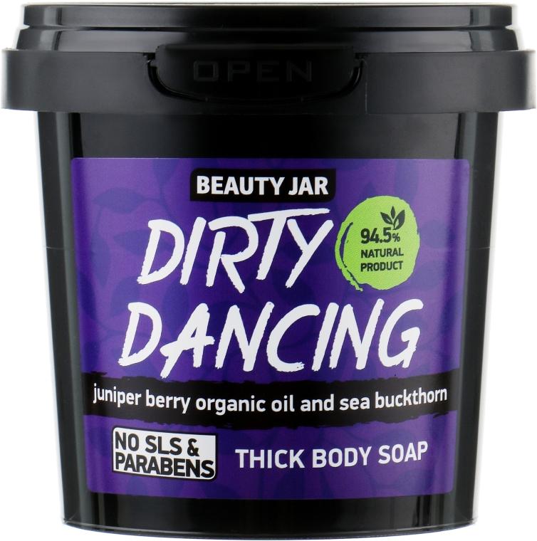 "Густое мыло для тела ""Dirty Dance"" - Beauty Jar Thick Body Soap"
