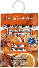 """Духи, Парфюмерия, косметика Ароматическое саше """"Апельсин и корица"""" - La Casa de Los Aromas Scented Sachet"""