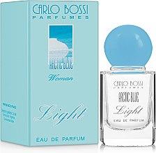 Духи, Парфюмерия, косметика Carlo Bossi Arctic Blue Light - Парфюмированная вода (миниатюра)