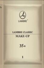 Духи, Парфюмерия, косметика Тональный крем для лица - Lambre Classic Make-Up 35+ (пробник)