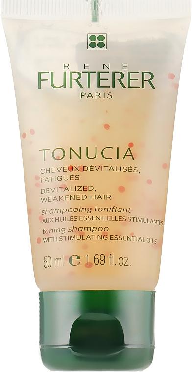 Тонизирующий шампунь для тонких и ослабленных волос - Rene Furterer Tonucia Toning Shampoo For Fine & Limp Hair