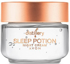 Духи, Парфюмерия, косметика Ночной увлажняющий крем - Avon Distillery Sleep Potion Night Cream