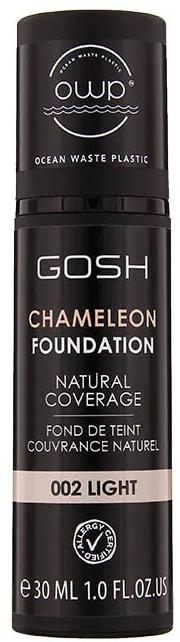 Тональный крем - Gosh Copenhagen Chameleon Foundation