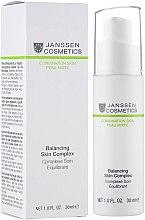 Духи, Парфюмерия, косметика Регулирующий концентрат - Janssen Cosmetics Balancing Skin Complex