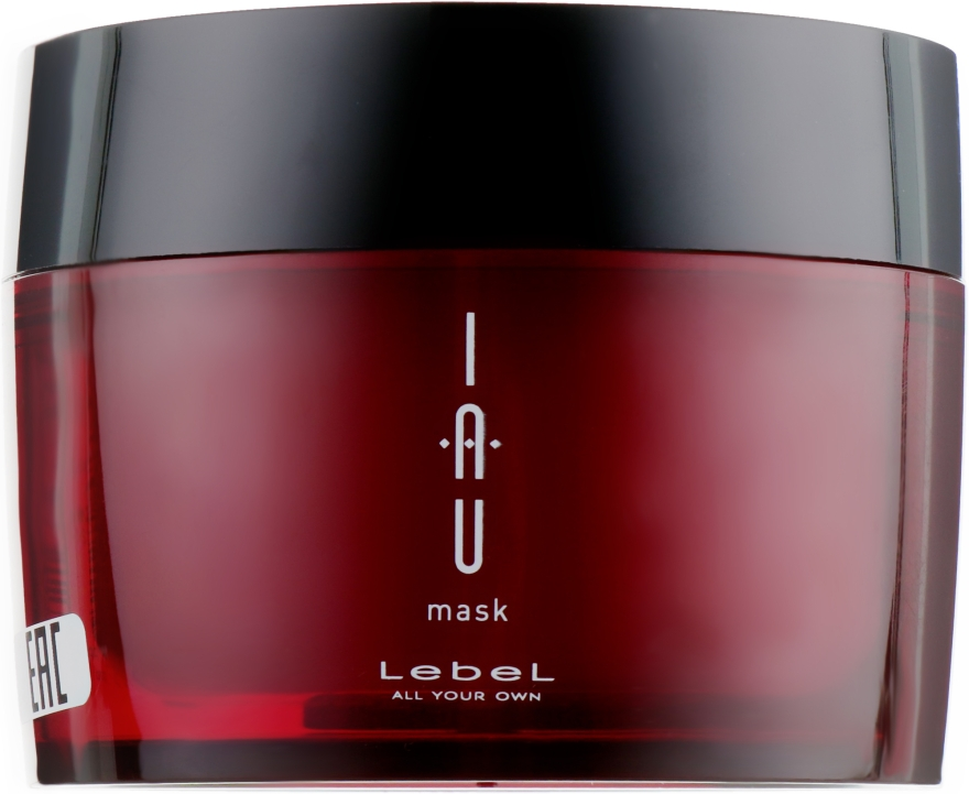 Концентрированная аромамаска для интенсивного восстановления волос - Lebel IAU Mask