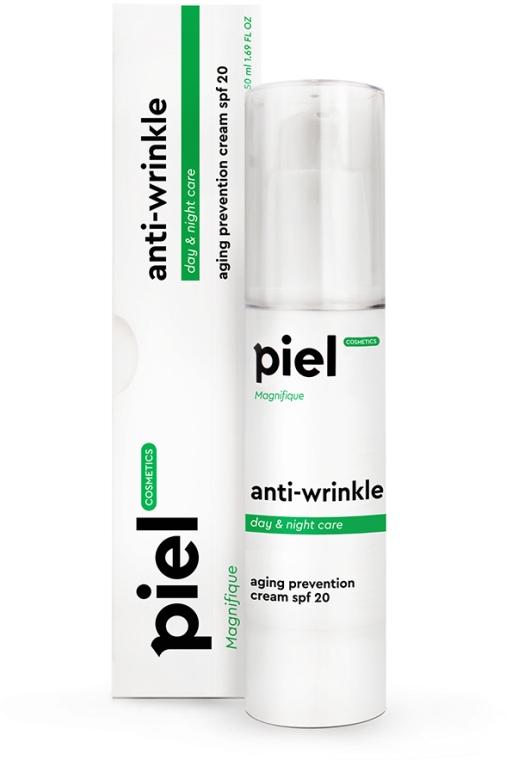 Ночной крем против морщин и первых признаков старения - Piel Cosmetics Rejuvenate Cream