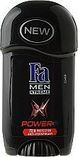 Духи, Парфюмерия, косметика Дезодорант-стик для мужчин - Fa Men Xtreme Power+