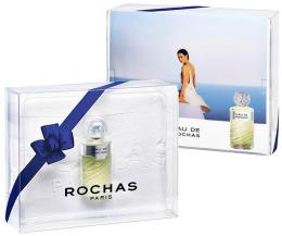 Духи, Парфюмерия, косметика Rochas Eau De Rochas - Набор (edt,100ml + towel/1pcs)