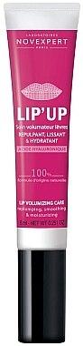 Бальзам для губ - Novexpert Lip Up Volumizing Care