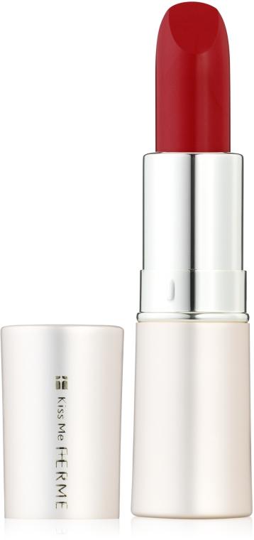 Стойкая сияющая помада для губ - Isehan Ferme Proof shiny rouge