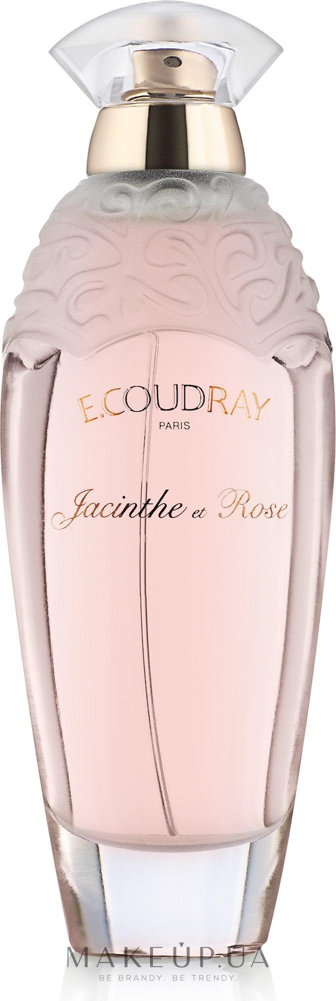 E. Coudray Jacinthe Et Rose - Туалетная вода (тестер с крышечкой) — фото 100ml