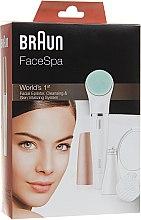 Духи, Парфюмерия, косметика Эпилятор - Braun Face Spa SE851 V
