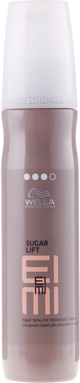 Сахарный спрей для объемной текстуры - Wella Professionals EIMI Sugar Lift