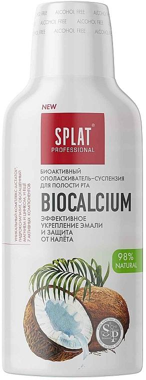 """Ополаскиватель для полости рта """"Биокальций"""" - Splat"""