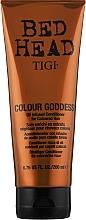 Духи, Парфюмерия, косметика Кондиционер для окрашенных волос - Tigi Bed Head Colour Goddess